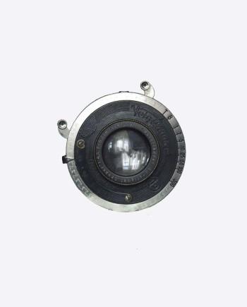 """Объектив VOIGTLANDER-ANASTIGMAT-""""SKOPAR"""" 4,5/8,3cm витрина"""
