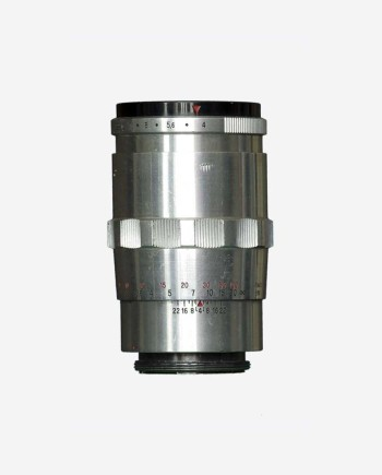 Объектив Sonnar 4/135 от Carl Zeiss Jena DDR