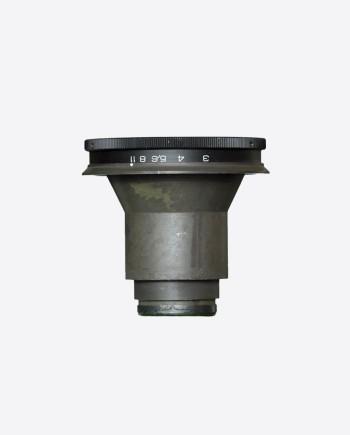 светосильный объектив вега-11у для фотоувеличителя, ммз, ссср