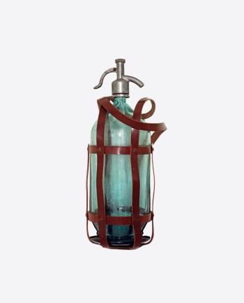 Сифон стеклянный 2л СССР витрина