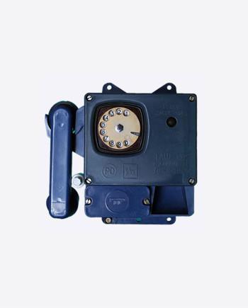 Телефон шахтный ТАШ-1319, СССР, 1988г.