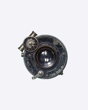 Объектив Meyer-Görlitz Doppel-Anastigmat HELIOPLAN 6,8/105mm, Германия
