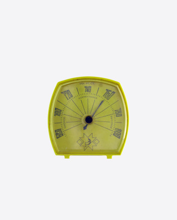 Бытовой анероидный барометр СССР