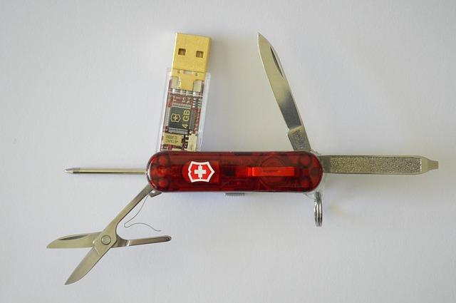 швейцарский армейский нож 364232_640