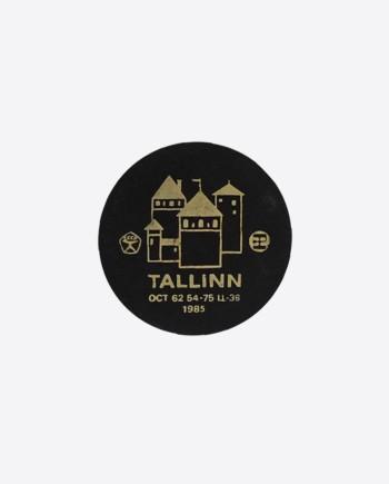 Хоккейная шайба TALLINN 1985г., СССР