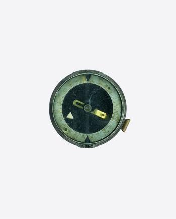 Магнитный компас Адрианова, СССР, 1945 г.в.