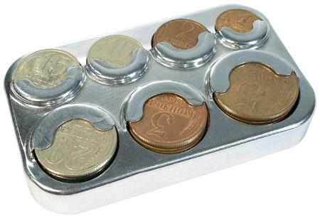 Карманная монетница советская купить куплю старинные деньги бумажные