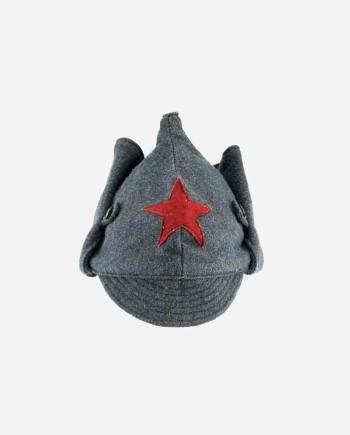 Будёновка-зимний шлем, сукно, период с 1931 по 1935 гг.