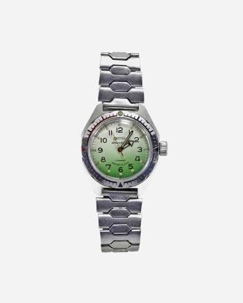 Советские часы Восток Амфибия Антимагнитные (ЧЧЗ), противоударные, герметичность 200м.