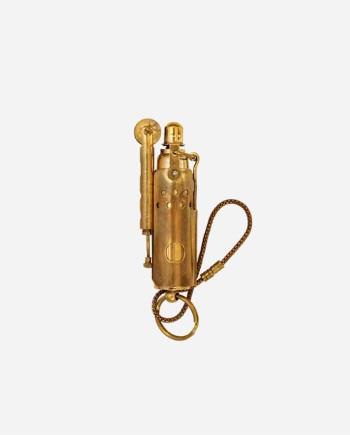 Довоенная бензиновая зажигалка неизвестного автора.
